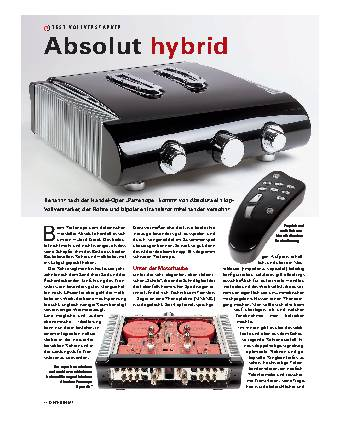 Absolut hybrid