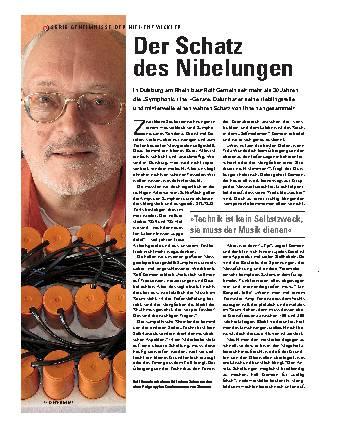 Der Schatz des Nibelungen