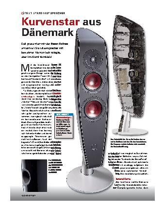 Kurvenstar aus Dänemark