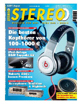 Stereo 8/2011