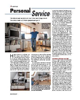 Personal Service