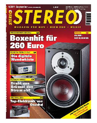 Stereo 9/2011