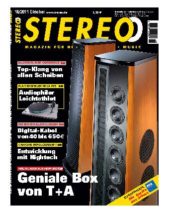 Stereo 10/2011