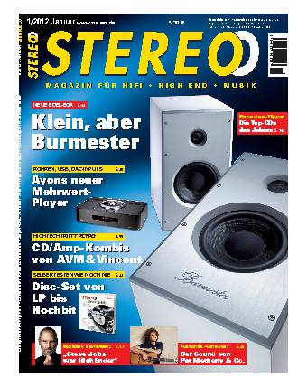 Stereo 1/2012