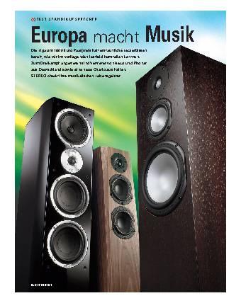 Europa macht Musik