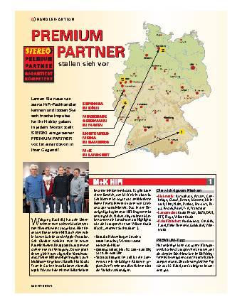 Premium Partner stellen sich vor