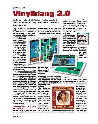 Vinylklang 2.0