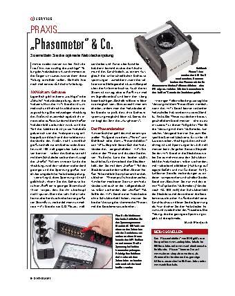 Phasometer & Co.