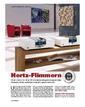 Hertz-Flimmern