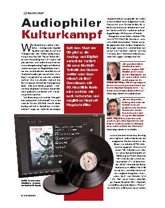 Audiophiler Kulturkampf