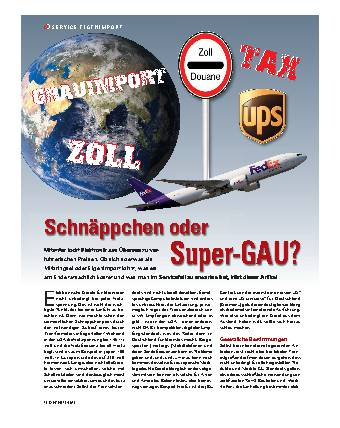 Schnäppchen oder Super-GAU?
