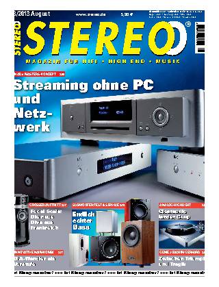 Stereo 8/2013