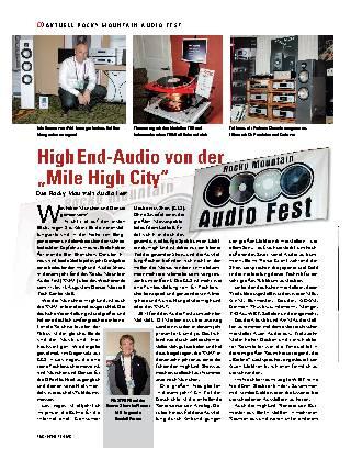 High End-Audio von der Mile High City