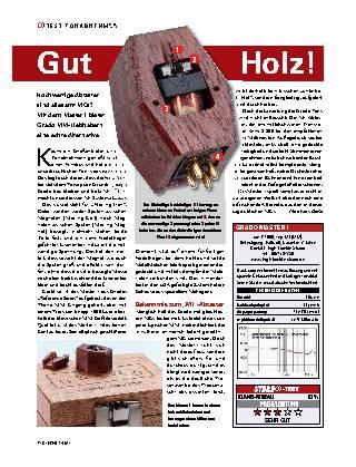 Gut Holz!