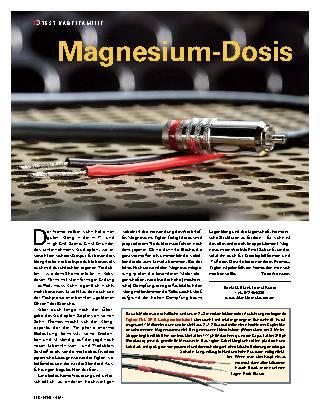 Magnesium-Dosis