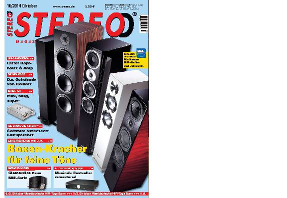 Stereo 10/2014