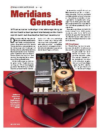 Meridians Genesis