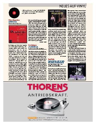 Neues auf Vinyl