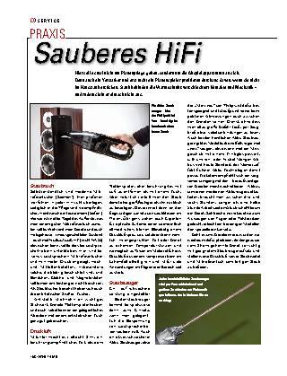 Sauberes HiFi