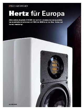 Hertz für Europa