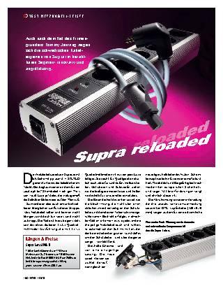 Supra reloaded