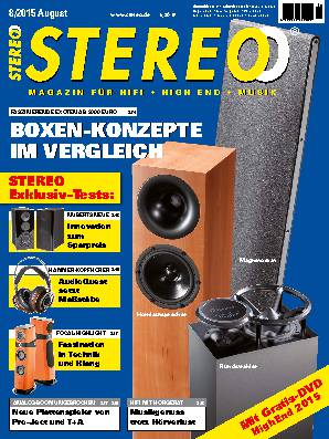 Stereo 8/2015