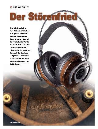 Kopfhörer AudioQuest