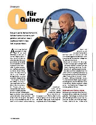 Q für Quincy