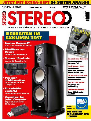 Stereo 10/2015