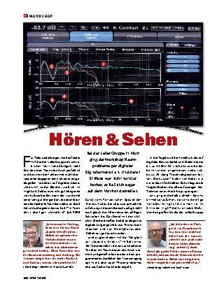Hören & Sehen