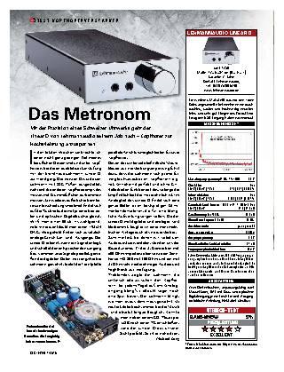 Das Metronom