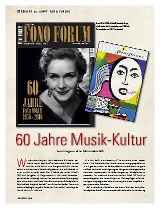 60 Jahre Musik-Kultur
