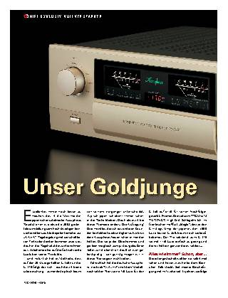 Unser Goldjunge