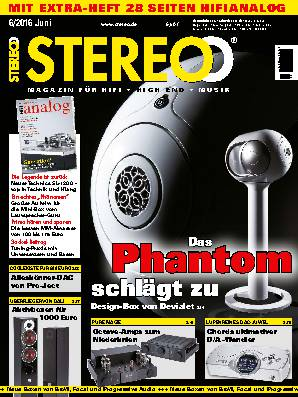 Stereo 6/2016