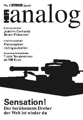 HiFi Analog No. 5