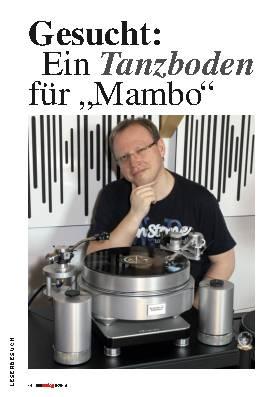 """Gesucht:  Ein Tanzboden für """"Mambo"""""""