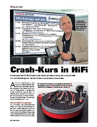 Crash-Kurs in HiFi