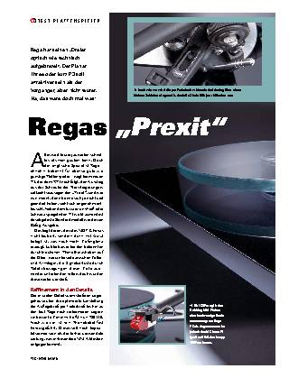 """Regas """"Prexit"""""""