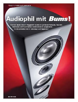 Audiophil mit Bums!