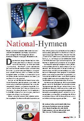 National-Hymnen