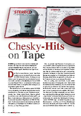 Chesky-Hits on Tape