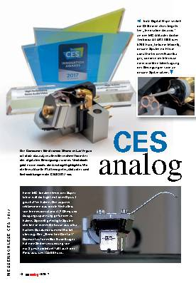 CES analog