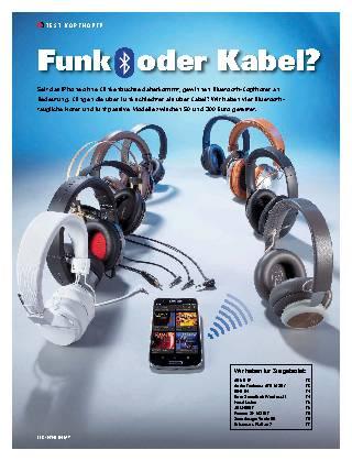 Funk oder Kabel?