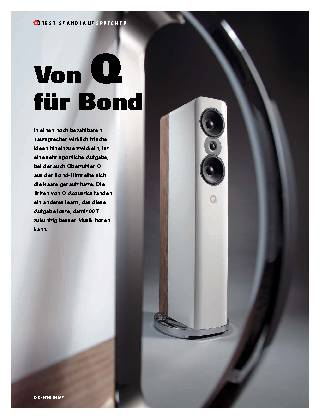Von Q für Bond