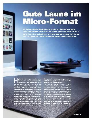 Gute Laune im Micro-Format