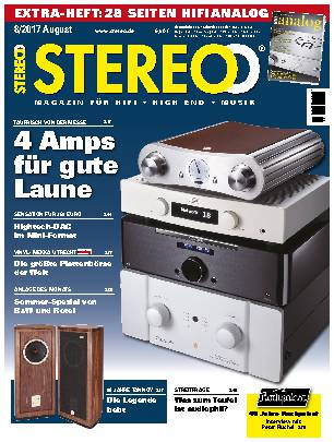 Stereo 8/2017