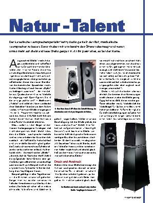 Natur -Talent