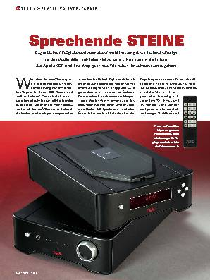 Sprechende STEINE
