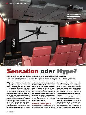 Sensation oder Hype?