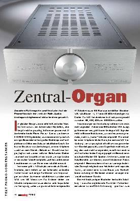 Zentral-Organ